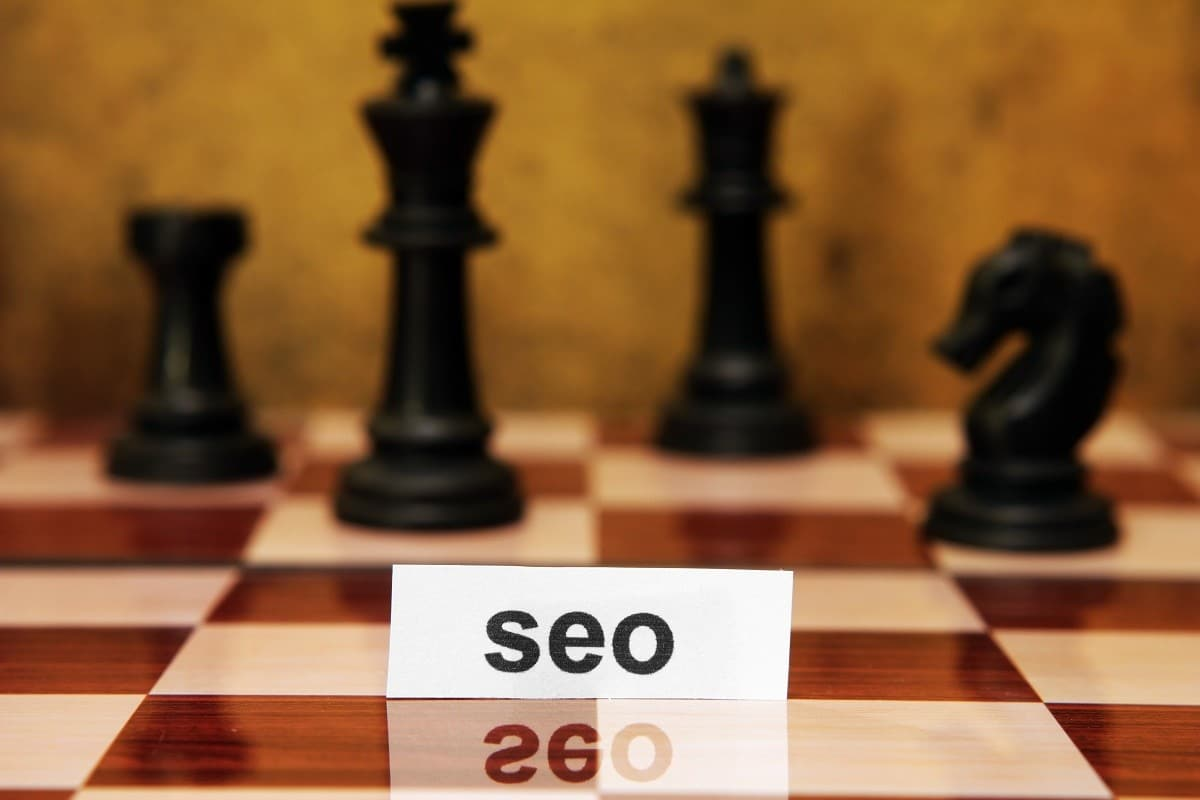 SEO GAME CHANGE